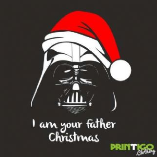 Darth Vader, I am your Father Christmas, T-shirt